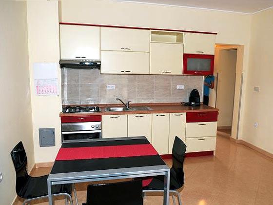FW 4 Küche  -  Objekt 108872-1