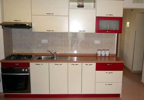 FW 4 Küchenzeile  -  Objekt 108872-1