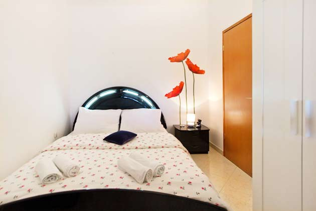 FW 1 Schlafzimmer  -  Objekt 108872-1