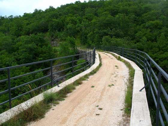 Radwanderweg Parenzana