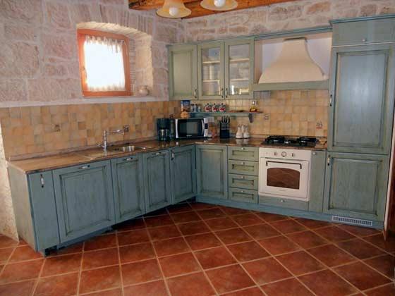 Küchenzeile - Objekt 110845-1