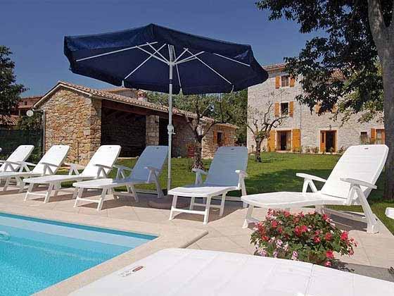 Pool Sommerküche und Haus - Objekt 110845-1