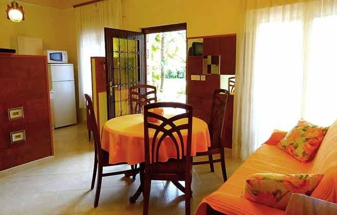 A4 Wohnküche