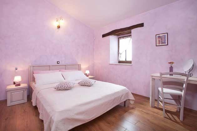 Schlafzimmer 2 im Haupthaus