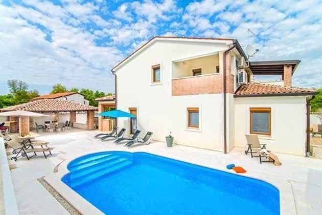 Ferienhaus und Pool - Objekt 138493-21