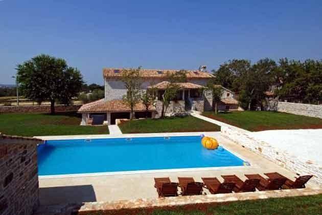 die Ferienvilla mit Pool - Objekt 138493-5