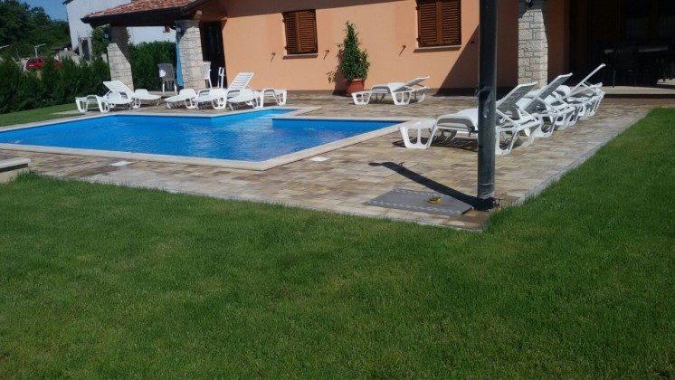 Kroatien Istrien gehobenes Ferienhaus mit Schwimmbad in Porec  Ref. 153164 Bild 5