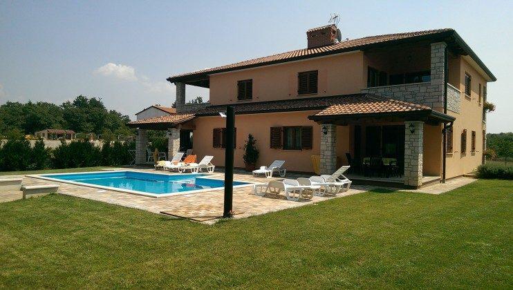 Kroatien Istrien gehobenes Ferienhaus mit Schwimmbad in Porec  Ref. 153164 Bild 2