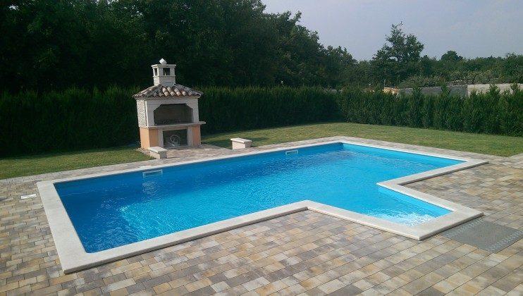 Kroatien Istrien gehobenes Ferienhaus mit Schwimmbad in Porec  Ref. 153164 Bild 27