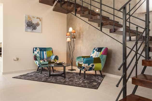 Treppenaufgang im Wohnbereich - Objekt 160284-104