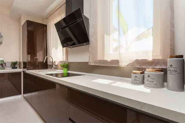Küchenzeile Ausschnitt Küchenzeile - Objekt 160284-104