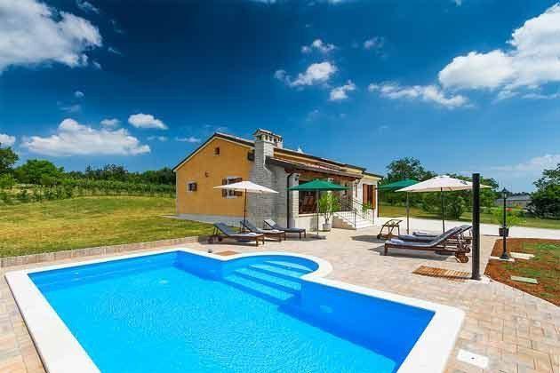 Ferienhaus und Pool - Bild 3 - Objekt 160284-149