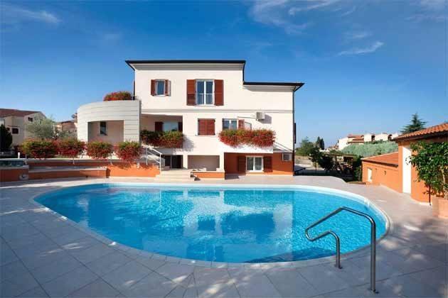 Apartmenthaus und Pool - Bild 3 - Objekt 160284-211