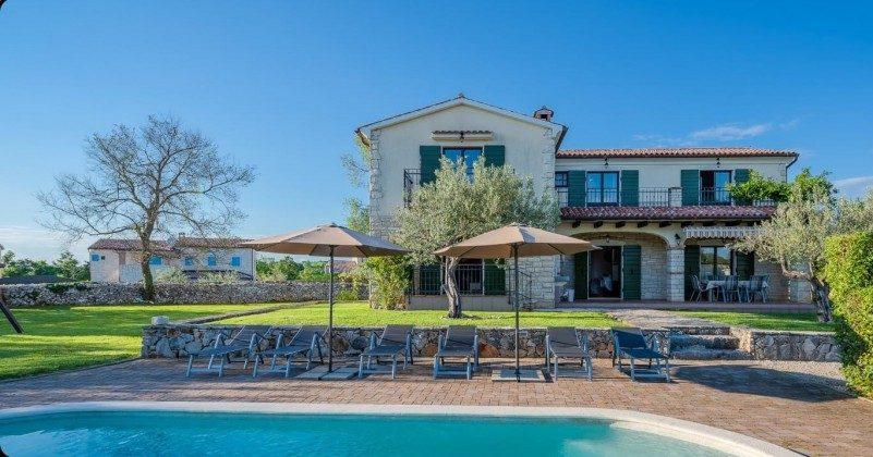 Ferienhaus und Pool - Objekt 160285-298