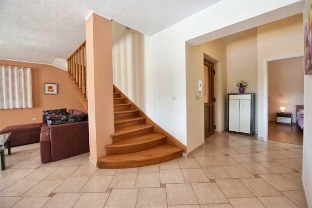 Treppe ins Obergeschoss- Objekt. 160284-33