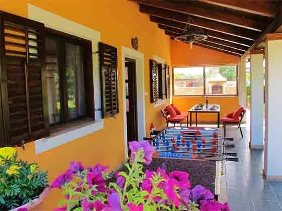 Terrasse vor dem Haus - Bild 3 - Objekt 160284-62