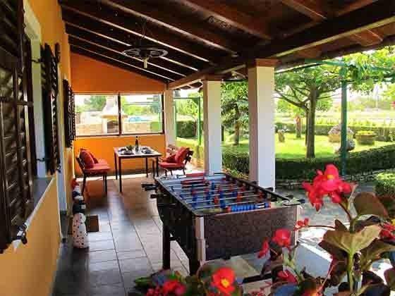 Terrasse vor dem Haus - Bild 4 - Objekt 160284-62