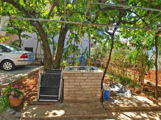 Grillterrasse im Garten - Bild 2 - Objekt 160284-150