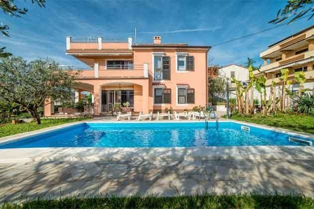 Haus und Pool - Objekt 160284-222
