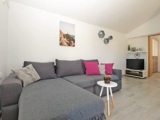 Schlafsofe in der Wohnküche - Objekt 160284-285