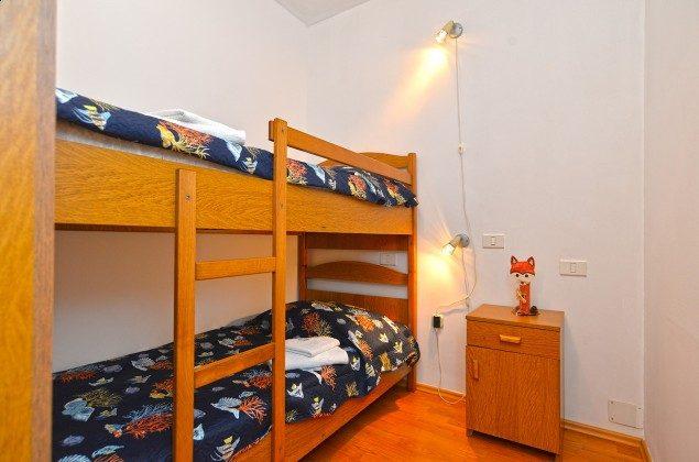 A2 Etagenbett im Schlafzimmer - Objekt 160284-54