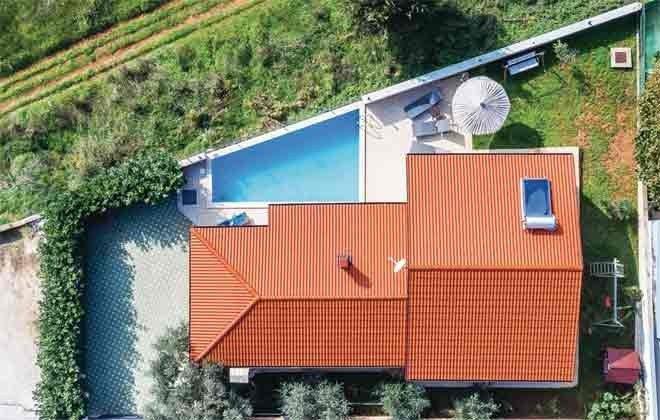 Luftaufnahme vom Haus - Objekt 160284-58