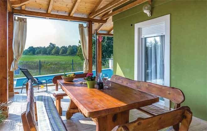 Terrasse und Grill  - Bild 1 - Objekt 160284-58