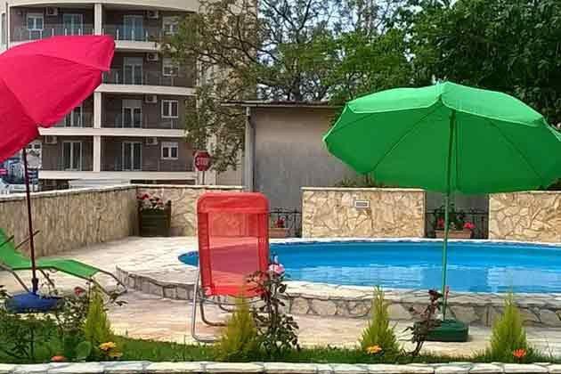 der Pool - Objekt 160284-84
