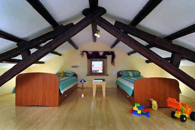 Schlafzimmer im Obergeschoss - Objekt 138495-6