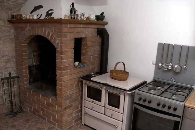 Küche im Erdgeschoss - Bild 2 - Objekt 145010-1