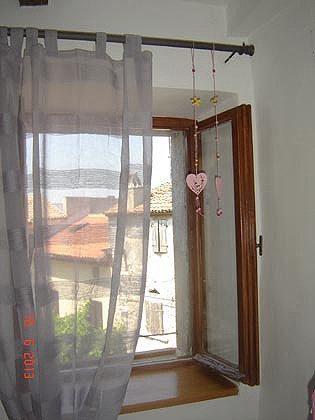 Blick aus einem der Fenster