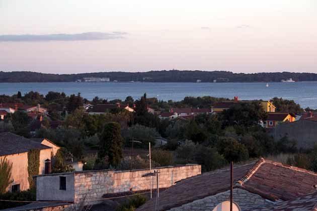 Blick von der Dachterrasse - Bild 2 - Objekt 145010-1