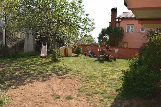 der Garten des Hauses - Objekt 150181-1