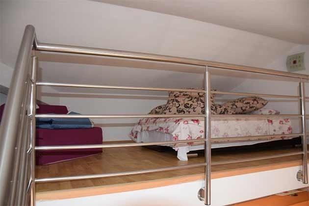 A2 Schlafplatz auf der Galerie - Objekt 150181-1
