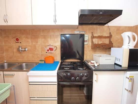 FW3 Küchenzeile - Objekt 160284-100