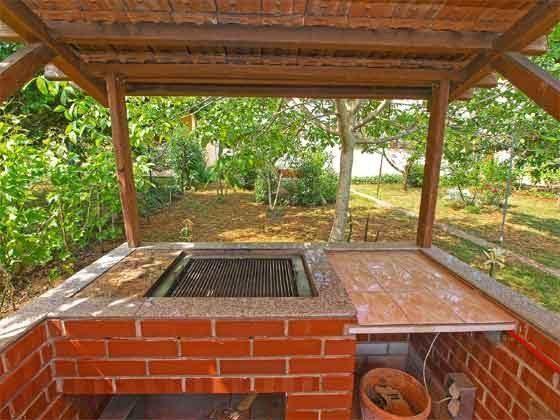 Grill in der Sommerküche - Bild 1 - Objekt 160284-12
