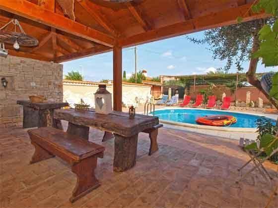 Terrasse am Pool - Objekt 160284-130