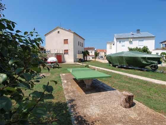 Rasenfläche hinter dem Haus - Objekt  160284-131