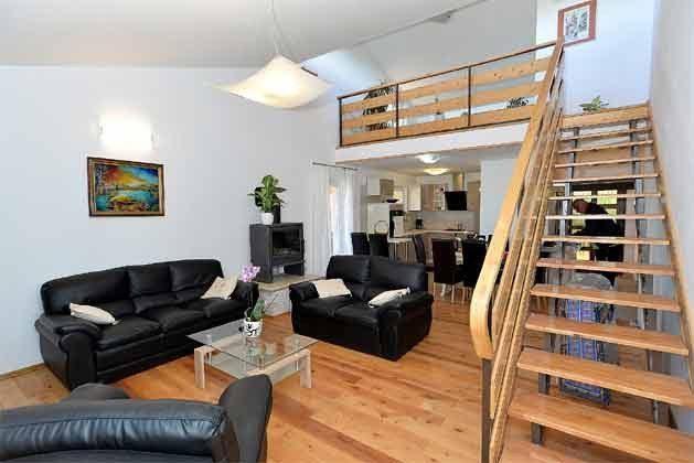 Wohnbereich mit Galerie - Objekt 160284-135