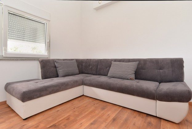 Schlafcouch im Wohnbereich - Objekt 160284-148