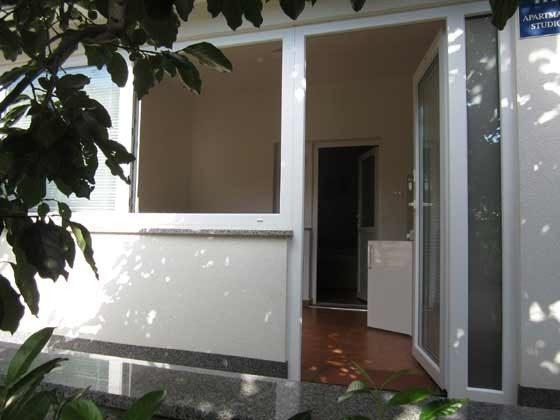 A1 Eingang zur Küche - Objekt 160284-14