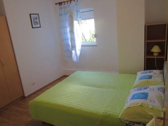 A2 eines der beiden Schlafzimmer - Objekt 160284-14