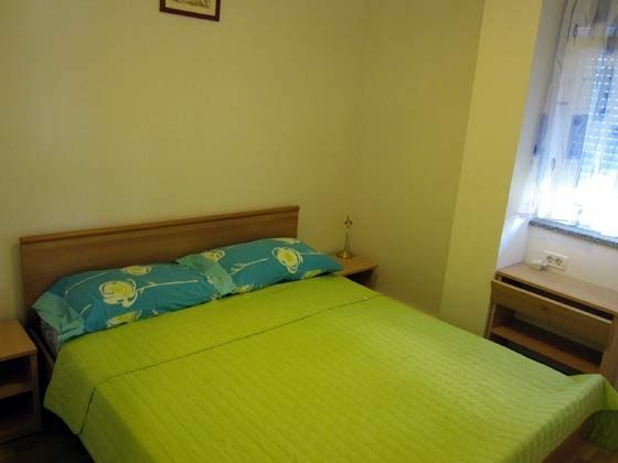 A3 eines der beiden Schlafzimmer - Objekt 160284-14
