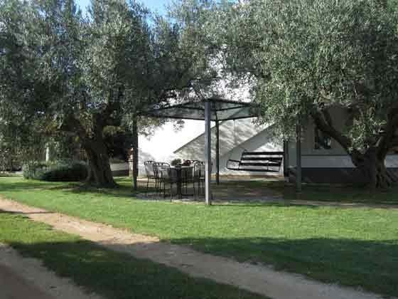 Sitzterrasse im Garten - Objekt 160284-14