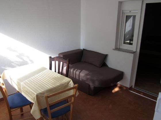 A1 Schlafsofa in der Küche - Objekt 160284-14
