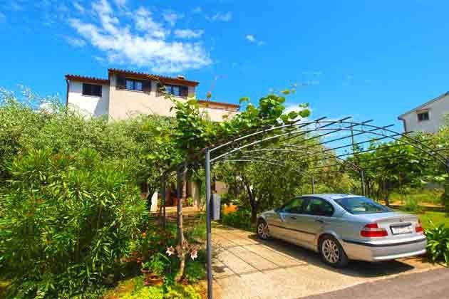 Parkplätze vor dem Haus - Objekt 160284-151