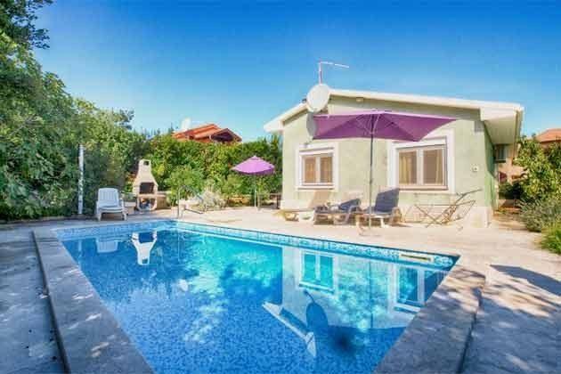 Ferienhaus und Pool - Objekt 160284-154