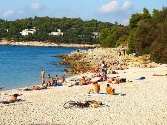 Strand Ambrela Pula - Bild 2 - Objekt 160284-156