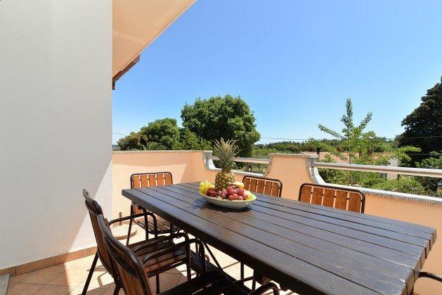 FW3 Balkon vor der Wohnküche - Bild 2 - Objekt 160284-157