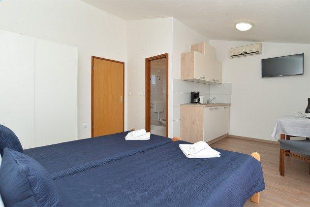 ST1 Doppelbett und Küchenzeile - Objekt 160284-157